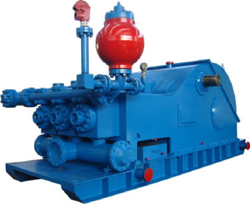F-500/800/1000/1300 Triplex Mud Pumps